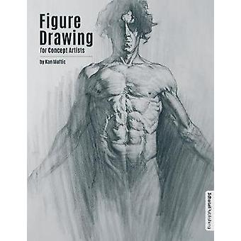 Figure Drawing for Concept Artists by 3dtotal Publishing - 9781909414