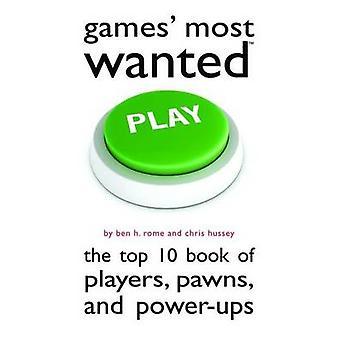 Spiele Most Wanted - die Top 10-Buch von Spielern - Bauern- und Power-Up