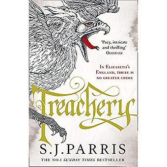 Treachery (Giordano Bruno 4)