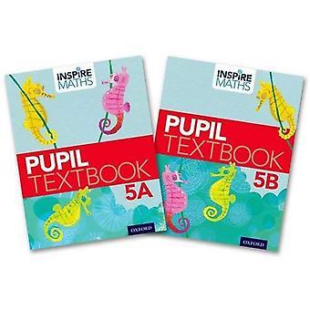 Inspirar a matemáticas: Pupila libro 5 AB (mezclada de paquete)