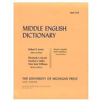 Middle English Dictionary: T.10