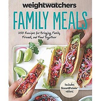 Weight Watchers familie maaltijden: 250 recepten voor om familie, vrienden en voedsel samen (Weight Watchers Lifestyle)