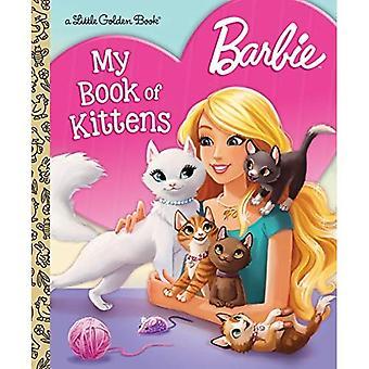 Barbie: Min bok av kattungarna (Barbie) (liten gyllene bok)