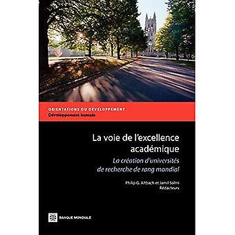 La route vers l'Excellence académique