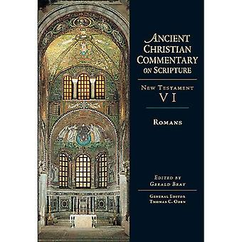 Romans (Ancient Christian Commentary on Scripture)