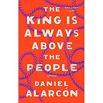 De koning Is altijd boven het volk: verhalen
