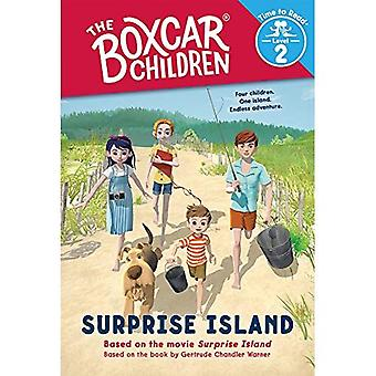 Surprise Island (The Boxcar� Children: Time to Read, Level 2)