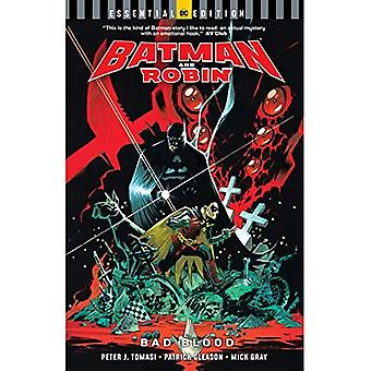 Batman e Robin: sangue ruim: DC edição essencial