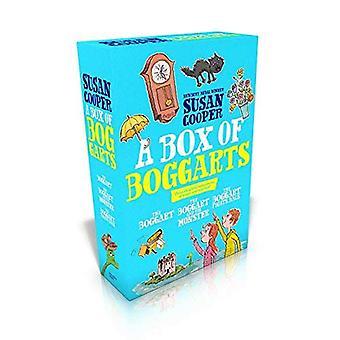 A Box of Boggarts: The Boggart; The Boggart and the Monster; The Boggart Fights Back (Boggart)