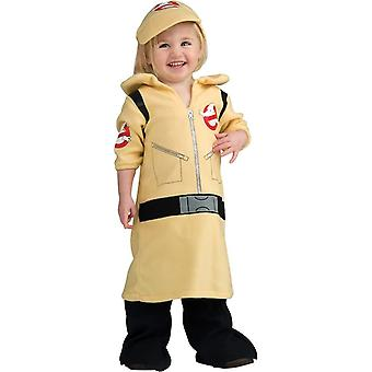Ghostbusters Girl Toddler Costume