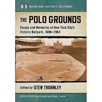 The Polo Grounds: Essays and Memories of New York City's Historic Ballpark, 1913-1960 (McFarland Historic Ballparks)
