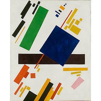 Suprematist Painting, Kasimir Malevich, 50x40cm