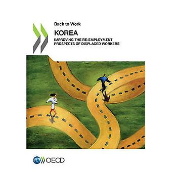 Back to Work Korea Improving the ReEmployment Prospects of Displaced Workers by Organization for Economic Cooperation an