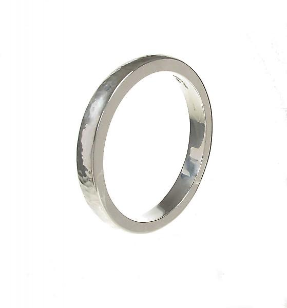 Cavendish French Smooth and Classic Oval Silver Bangle