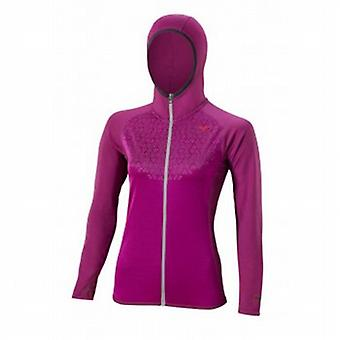 Breath Thermo Hoody Wild Aster/lega Womens