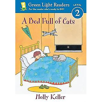 A Bed Full of Cats by Holly Keller - 9780152048365 Book