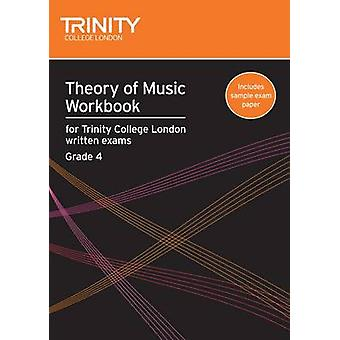 Theory of Music Workbook Grade 4 by Naomi Yandell - 9780857360038 Book