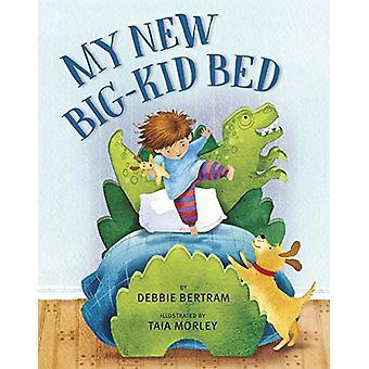 My New Big-Kid Bed by Debbie Bertram - 9781101937310 Book