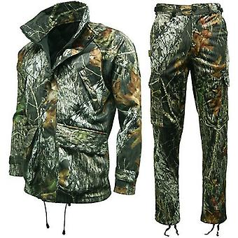 Mossy Oak Breakup Waterproof Hunting Jacket & Trousers-Recon