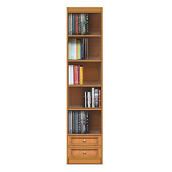 Modulaire boekenkast met 2 lades