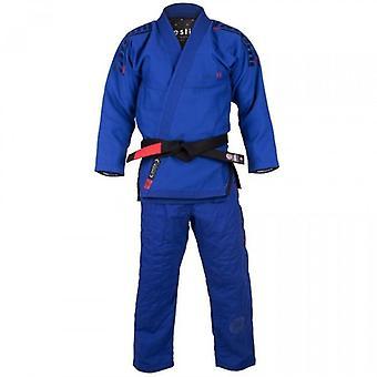 Tatami Fightwear Estilo 6,0 mężczyźni BJJ gi niebieski/granatowy