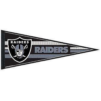 Wincraft NFL Filz Wimpel 75x30cm - Oakland Raiders