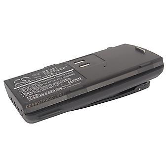 Battery for Motorola PMNN4046 AXU4100 AXV5100 BC120 CP125 GP2000 GP2100 VL130