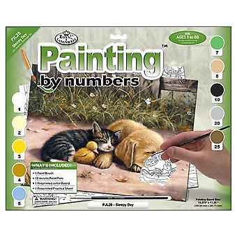 Junior Paint By Number Kit 15 1 4