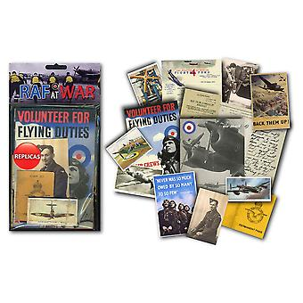 RAF in guerra - Replica Memorabilia Pack