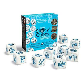 Asmodee Game Story Cubes Actions (Toys , Boardgames , Knowledge)