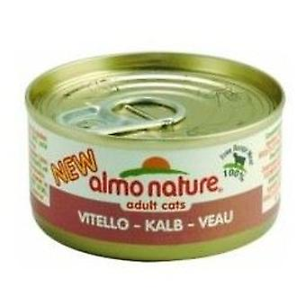 Almo nature Veal (Cats , Cat Food , Wet Food)