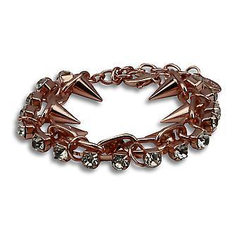 Jillian spiky chain bracelet