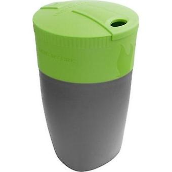 Light my fire Cup 260 ml Polypropylene (PP), TPE (low-odour thermoplastic elastomer ) LF-42393310 Pack-up-Cup