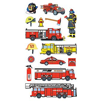 Sticko Stickers-Fire Department SPSG160