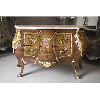 baroque  chest of drawers  antique style MoKm07623