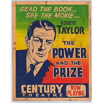 Power and the Prize The Movie Poster Print (27 x 40)