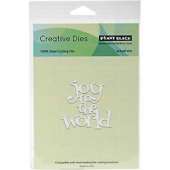 Penny Black creatieve Dies-Joy To The World 51263
