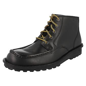Mens Clarks Boots Manly Path
