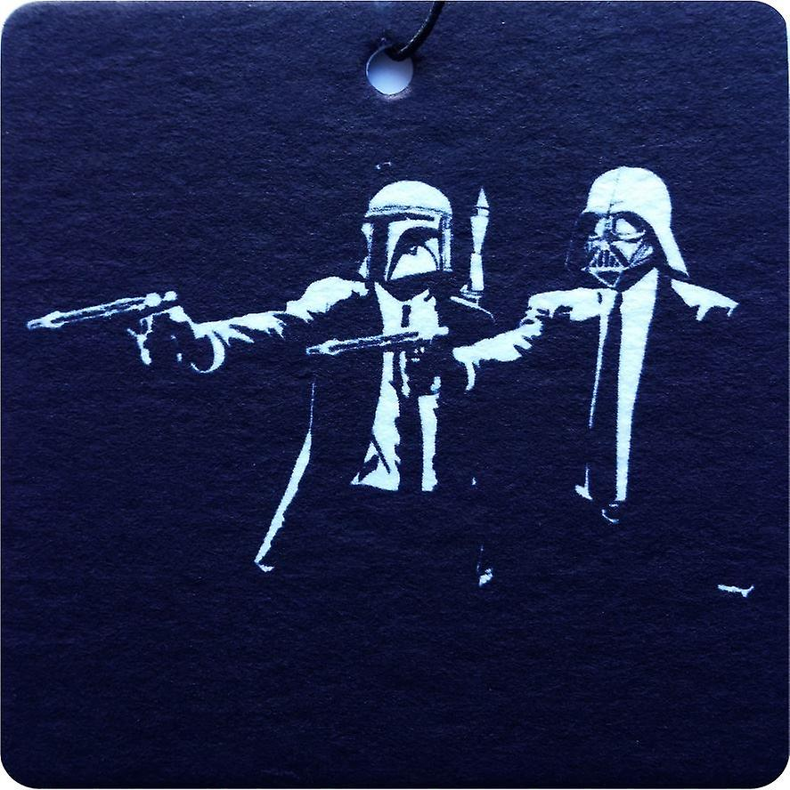 Pulp Fiction Star Wars Car Air Freshener