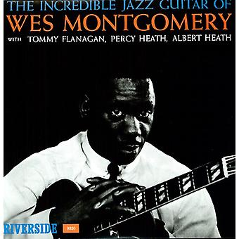 Wes Montgomery - Incred Jazz Guitar [Vinyl] USA import