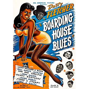 Boarding House Blues [DVD] USA importieren