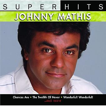Johnny Mathis - importation USA Super Hits [CD]