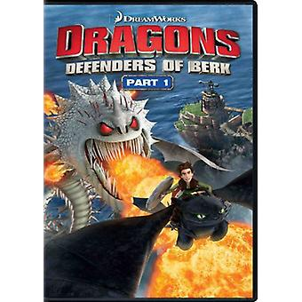 Dragons: Defenders of Berk Part 1 [DVD] USA import