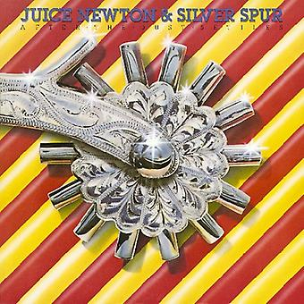 Juice Newton - After the Dust Settles [CD] USA import