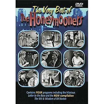 Huwelijksreis: Very Best of de Honeymooners [DVD] USA import