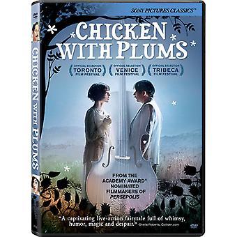 Pollo con importazione di prugne [DVD] Stati Uniti d'America