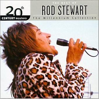 Rod Stewart - Millennium Collection-20th Century Masters [CD] USA import