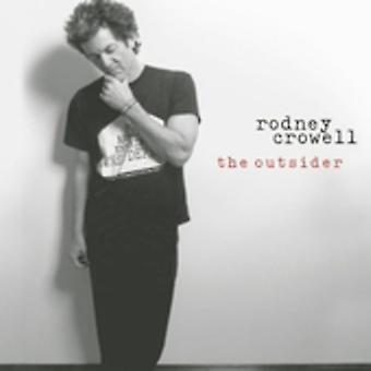 Rodney Crowell - Outsider [CD] USA import