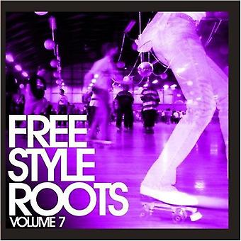 Freestyle røtter - Vol. 7-Freestyle røtter [DVD] USA importere