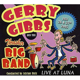 Gerry Gibbs - Gerry Gibbs & Thrasher Big Band [CD] USA importerer